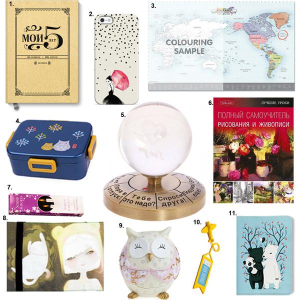 Фото №2 - Что подарить на Новый год – 2016: 190 идей для подарков