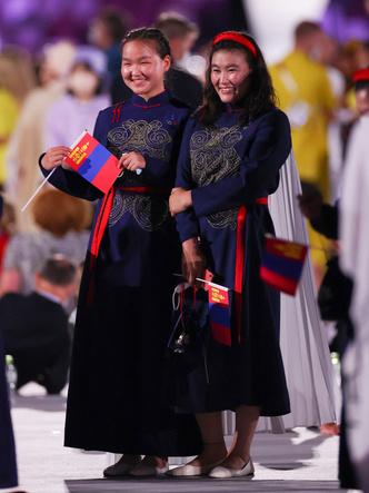Фото №15 - Как прошло открытие Олимпиады в Токио: самые яркие кадры