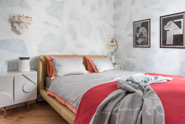 Фото №6 - Квартира на Саввинской набережной 74 м²