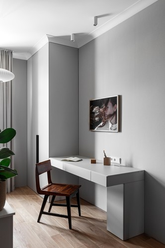 Фото №10 - Квартира в Петербурге для международного дизайнера