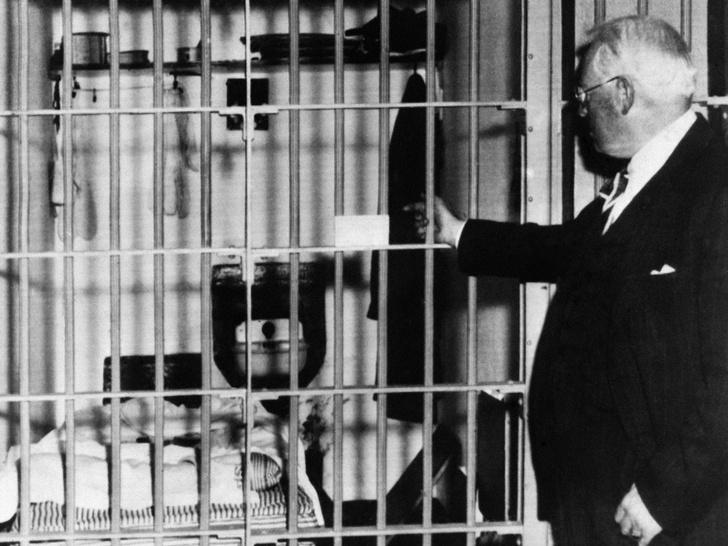 Фото №4 - Призраки Алькатраса: мистические обитатели самой известной тюрьмы Америки