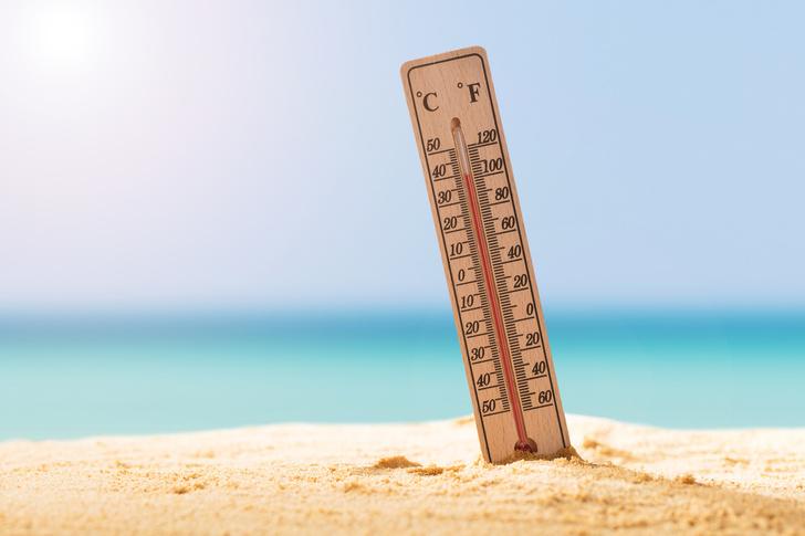 зафиксирована первая в мире смерть от теплового удара