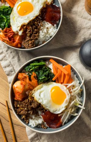 Фото №2 - Как приготовить идеальный пибимпаб: крутой рецепт из TikTok