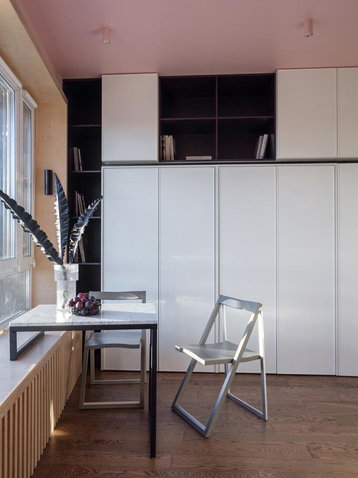 Фото №5 - 10 хитростей для маленьких квартир