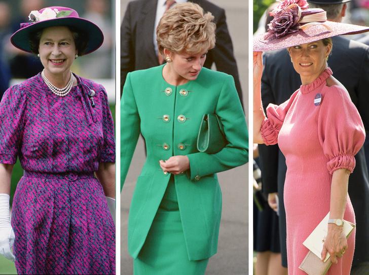 Фото №1 - Одним цветом: как королевские особы носят монохромные образы— 30 вдохновляющих примеров