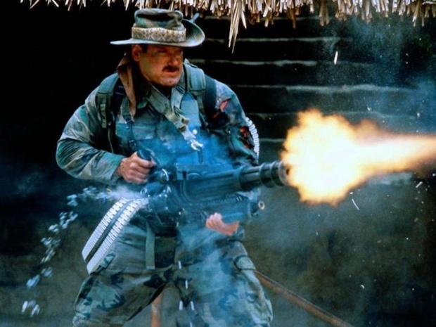Фото №1 - Гатлинг-ган— пулемет, который не был пулеметом