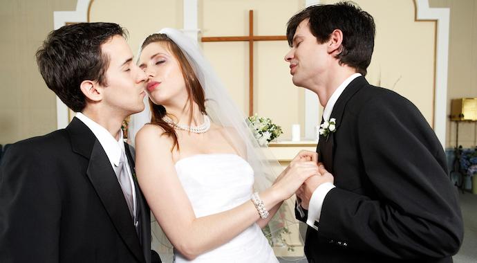 «Мой брат-близнец женится на моей бывшей девушке»