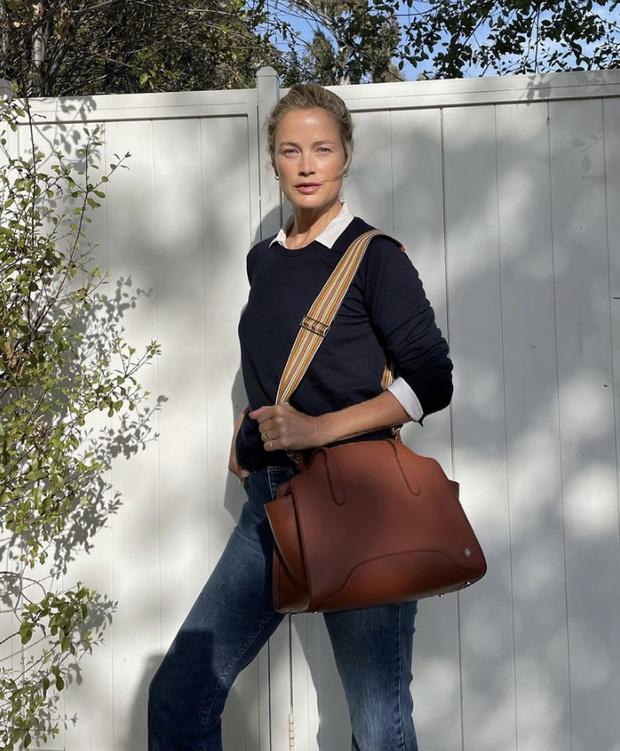 Фото №6 - С какой сумкой никогда не расстается Наталья Водянова