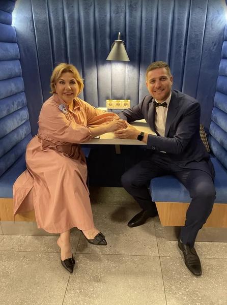 Фото №5 - «Дай бог всем такого гея в кровать!»: Федункив вступилась за молодого мужа-итальянца, обвиненного в связях с мужчиной