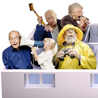 Фото №3 - Когда уходят в детство: как понять, что у близкого человека деменция и что делать дальше