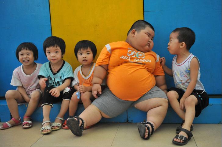 Фото №2 - Крохи-тяжеловесы: 7 самых больших детей в истории