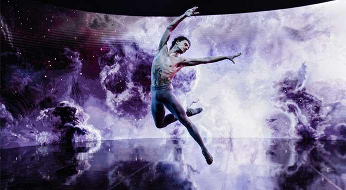 Сергей Полунин приступил к постановке нового балета в рамках проекта «Живи полной жизнью»