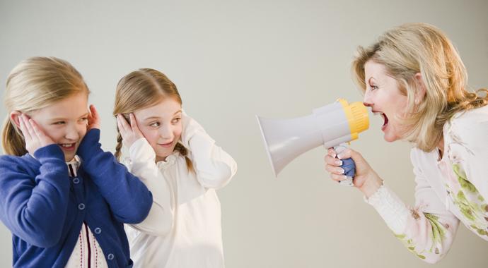 Четыре проверенных способа не срываться на детей