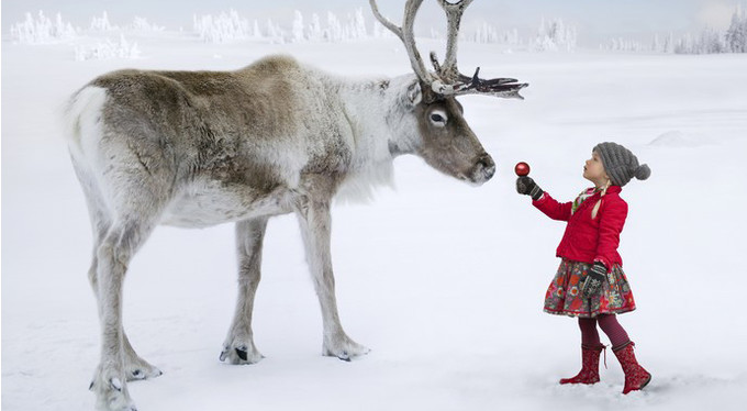 Why do we believe in Christmas tales?