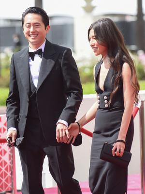 Фото №17 - «Оскар-2021»: самые красивые звездные пары церемонии