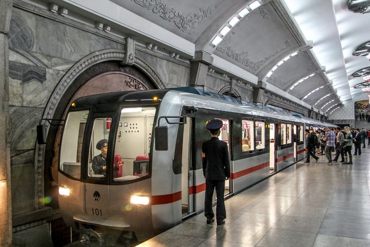 Фото №4 - 11 необычных фактов и легенд о метро, которые вдохновят тебя чаще спускаться в подземку