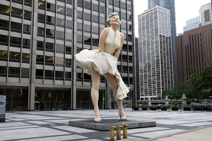Фото №5 - «Большая глина №4» Урса Фишера и другие одиозные городские скульптуры