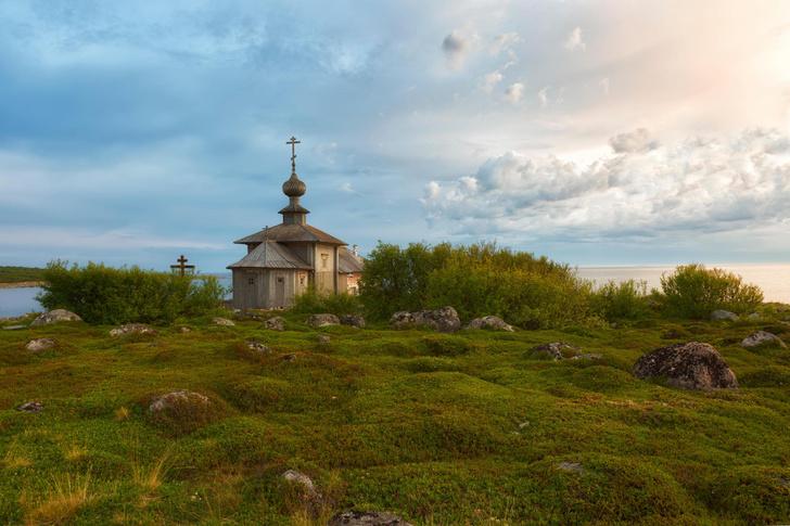 Фото №2 - 7 мест в России, которые круто смотрятся с воды