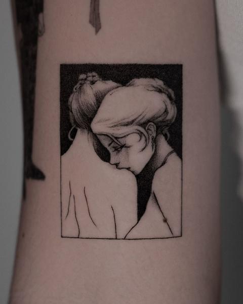Фото №1 - Какие татуировки подойдут разным знакам зодиака? 👀