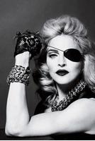Мадонна и ее фотосет