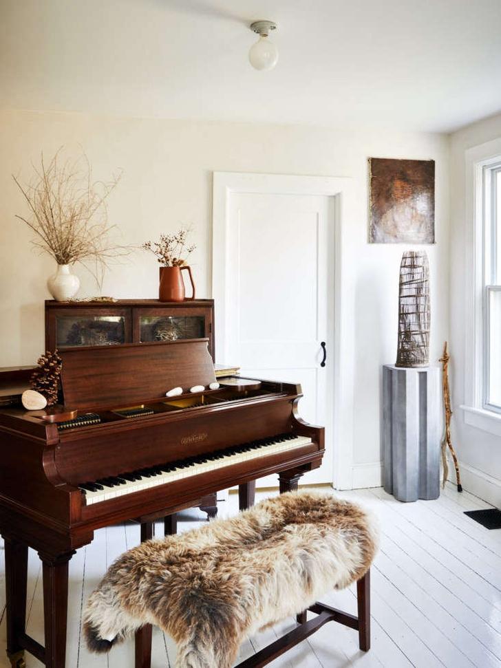Фото №3 - Фермерский дом писательницы и музыканта