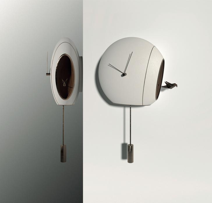 Фото №1 - Пробил час: стильные часы для вашего дома