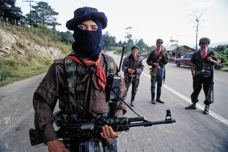 Фото №2 - Новый мир в штате Чьяпас: жизнь революционных сапатистов в Мексике