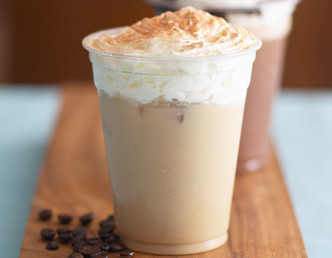 Кофе с мороженым, сладкий кофе, кофе «Фантазия»