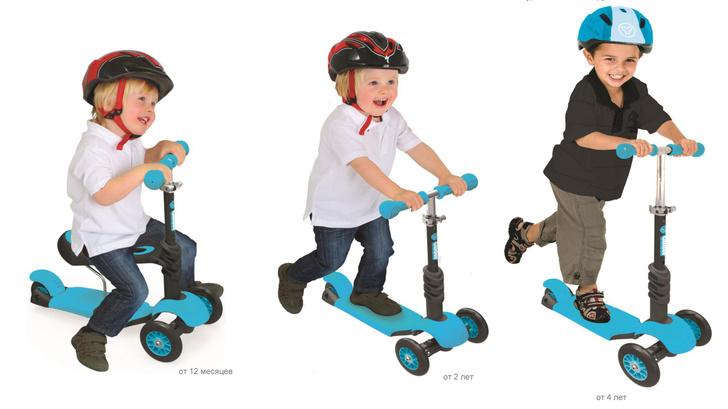 Фото №16 - Сели, поехали: как выбрать ребенку летний транспорт