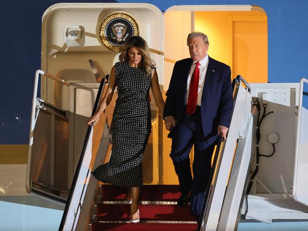 Фото №3 - Последнее слово Первой леди: о чем Мелания Трамп говорила в прощальном обращении к нации