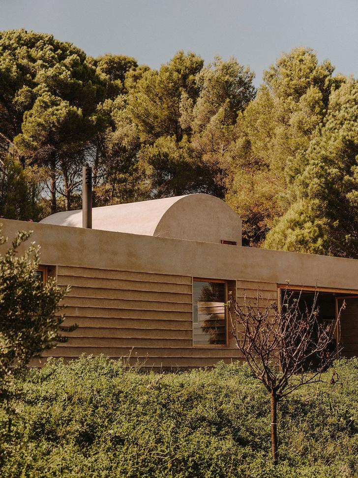 Фото №2 - Дом из природных материалов в Каталонии