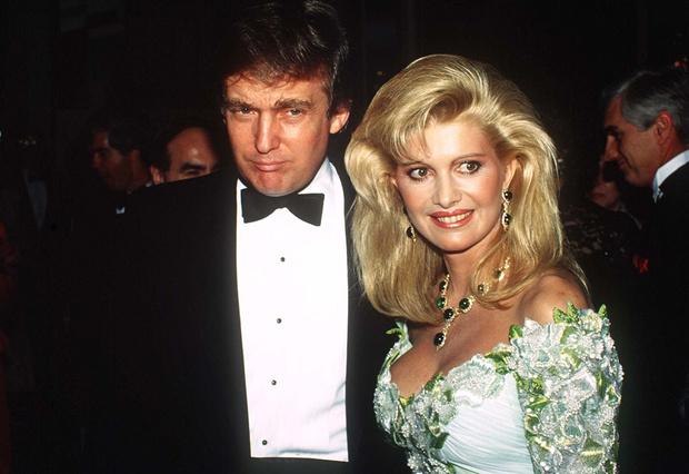 Фото №1 - Как сейчас выглядит первая жена Трампа, которая до сих пор считает себя первой леди