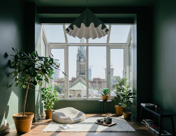 Фото №6 - Квартира с видом на собор Святого Иакова в Торонто