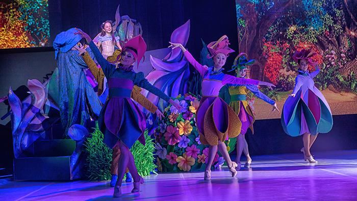 Фото №3 - Новогодняя премьера мюзикла «Чиполлино»