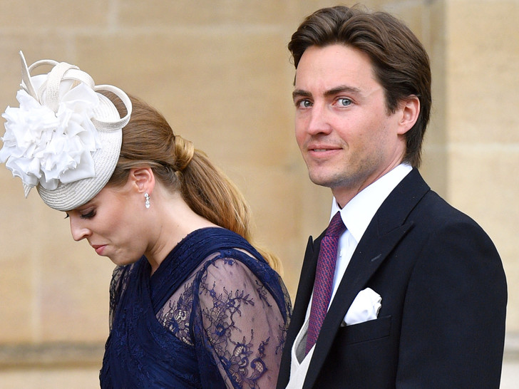 Фото №1 - Темная лошадка: 7 вещей, которые мы (и вы) не знали о муже принцессы Беатрис