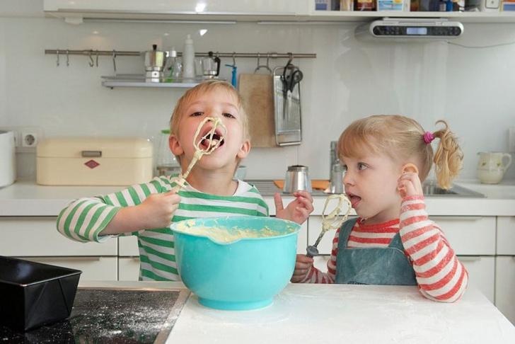Фото №3 - Чем заняться с малышом на кухне