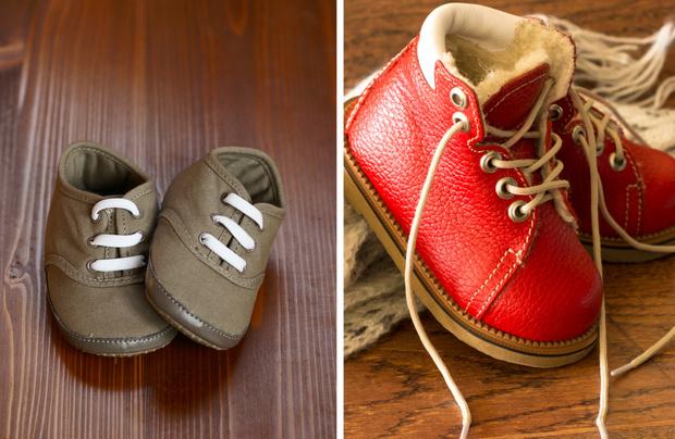 Фото №2 - Первая обувь для малыша: как правильно выбрать «башмачки» на первые шаги?