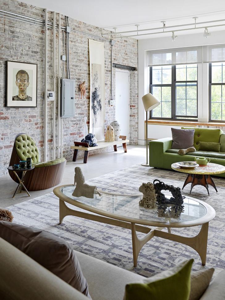 Фото №3 - Лофт создателей бренда Fort Street Studio в Нью-Йорке