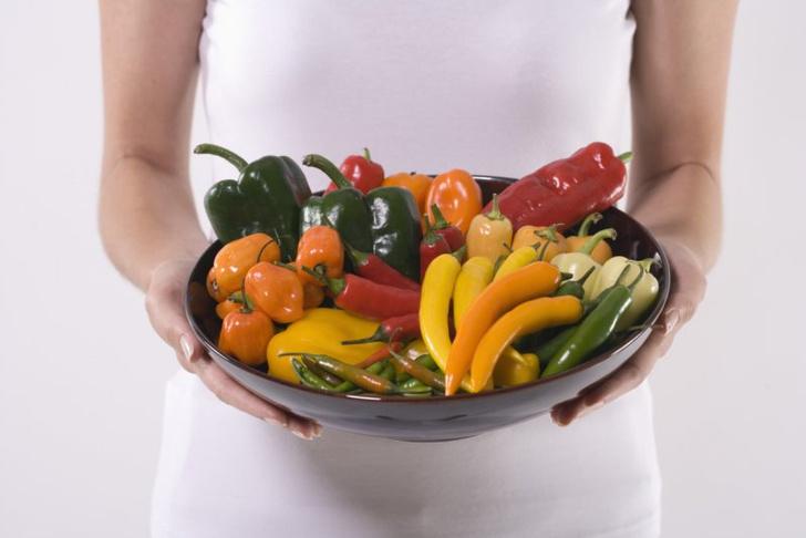 Фото №5 - Мини-овощи на праздничном столе
