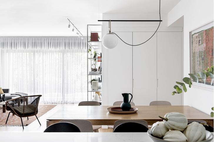 Фото №8 - Светлая квартира с яркими акцентами в Тель-Авиве