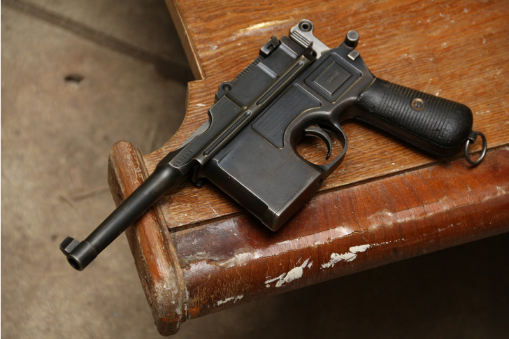 Фото №7 - 8 примеров знаменитого русского оружия, которое на самом деле придумали за рубежом