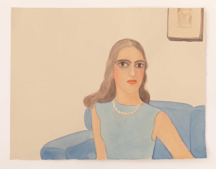 Фото №2 - «Позвони мне завтра»: выставка Ахмата Биканова в галерее «Сцена»