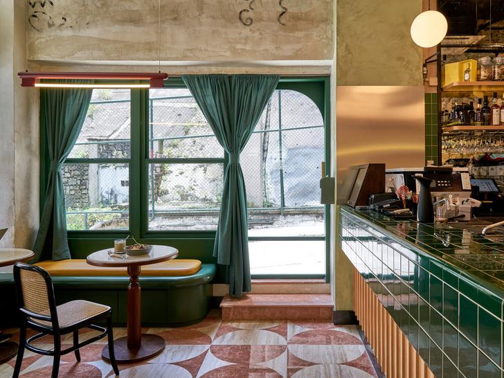 Фото №5 - Итальянская кофейня в Гонконге