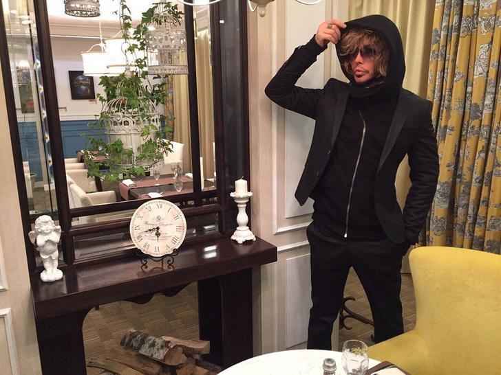 Сергей Зверев отменил концерт в Иркутске