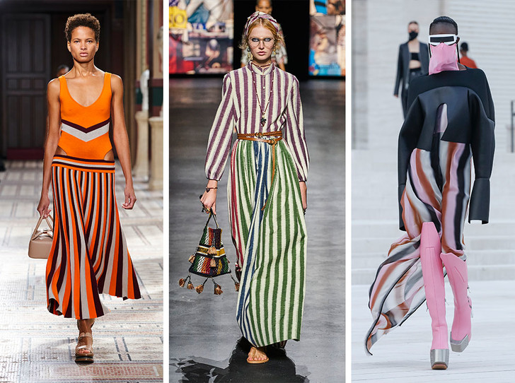 Фото №9 - Тренды весны и лета 2021 с Недели моды в Париже