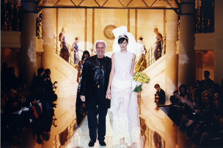 Фото №9 - Муза Лагерфельда и аристократка: какой была супермодель 90-х Стелла Теннант
