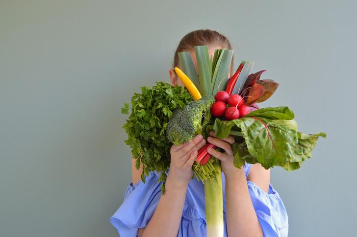 Фото №4 - Что едят вегетарианцы?
