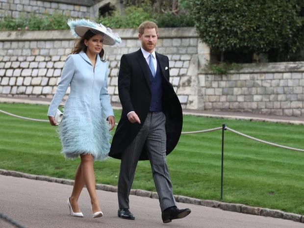 Фото №4 - Невестка «виндзорской нахалки» и актриса: почему королевская семья влюблена в Софи Уинклман