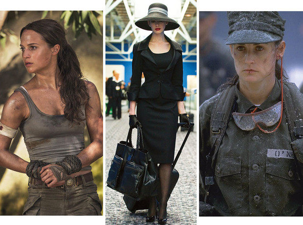 Фото №1 - «Это был сущий ад»: как актрисы готовились к самым сложным ролям