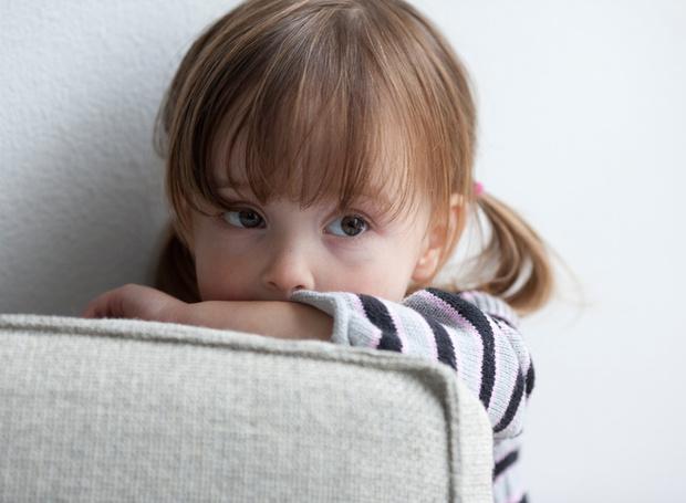 Как утешить ребенка